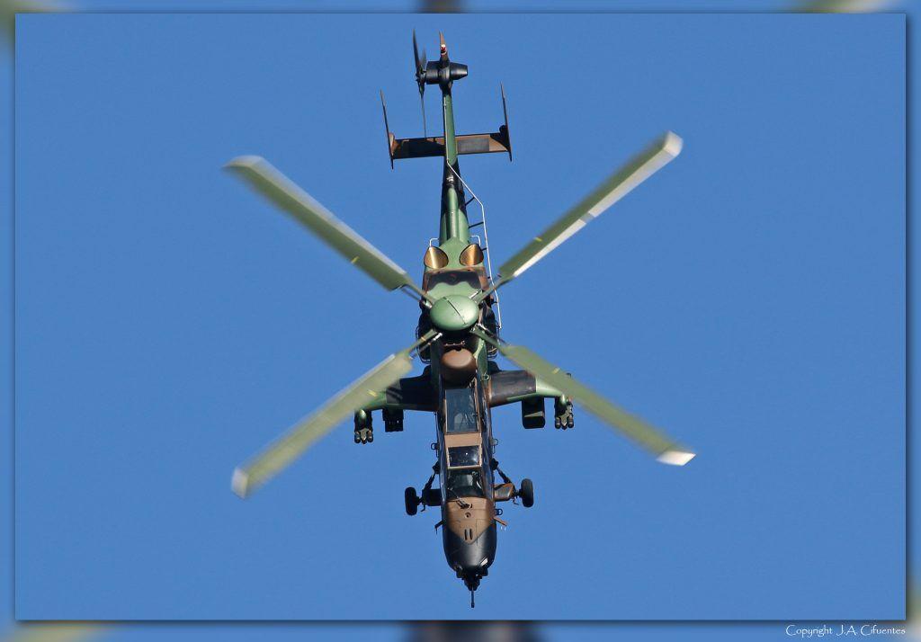 Eurocopter EC-665 HAD Tigre del Ejercito de Tierra