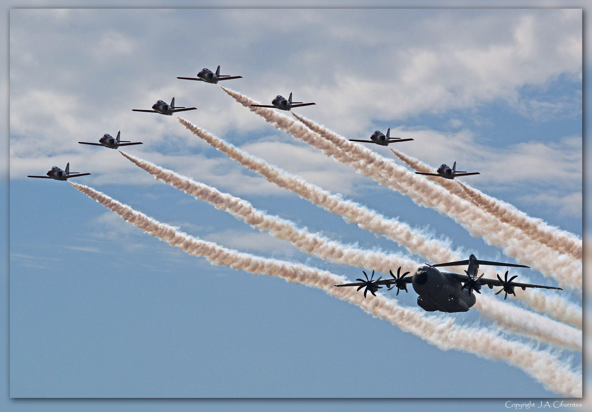 30º Aniversario de la Patrulla Águila