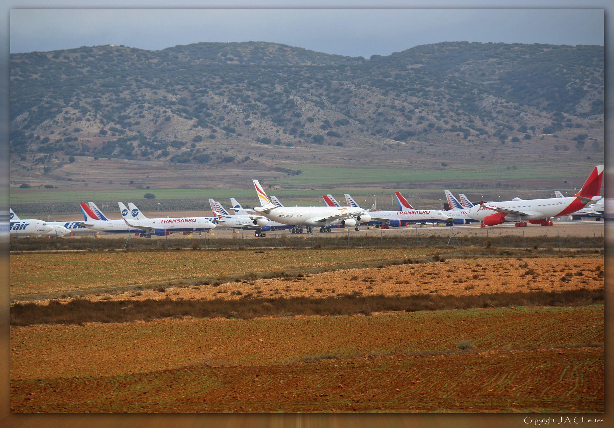 Aeropuerto de Teruel – 21/11/2015