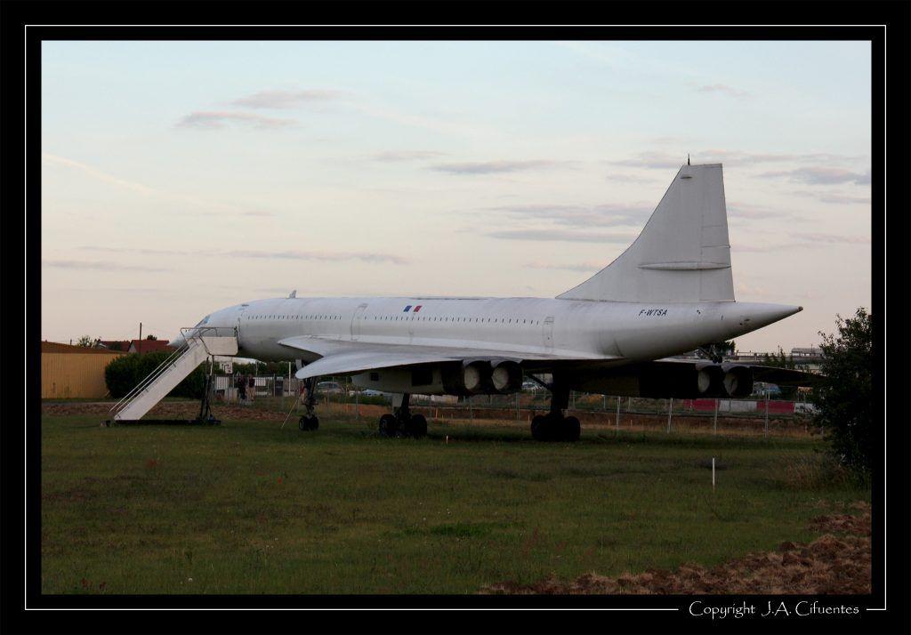 Aérospatiale-BAC Concorde 02 (F-WTSA).