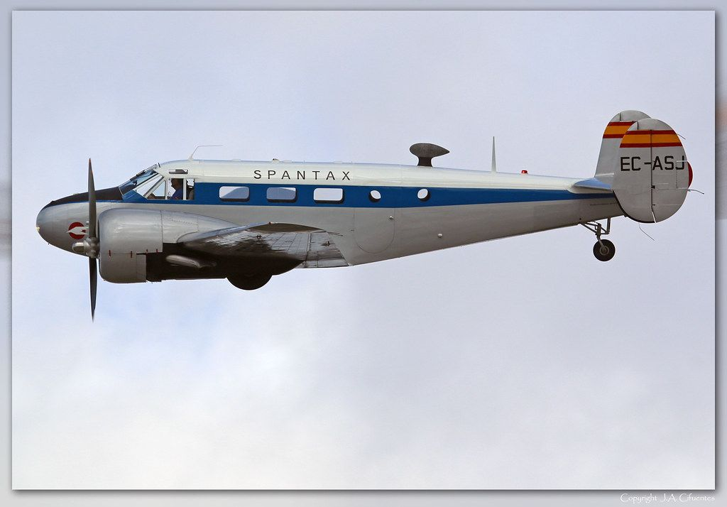 Beechcraft 18 C-45 H.