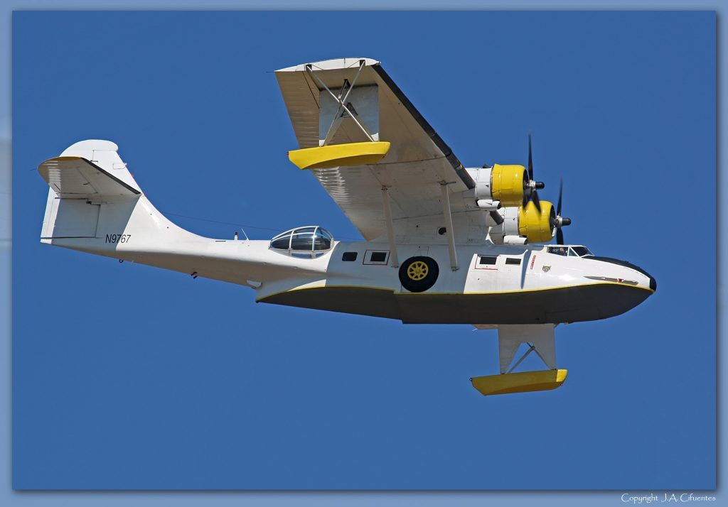 Consolidated PBY-5A Catalina.
