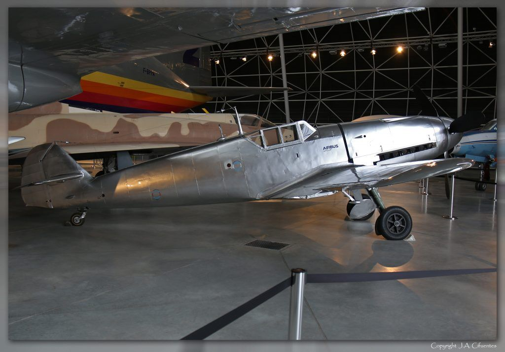 Musée Aeroscopia - Toulouse Blagnac.