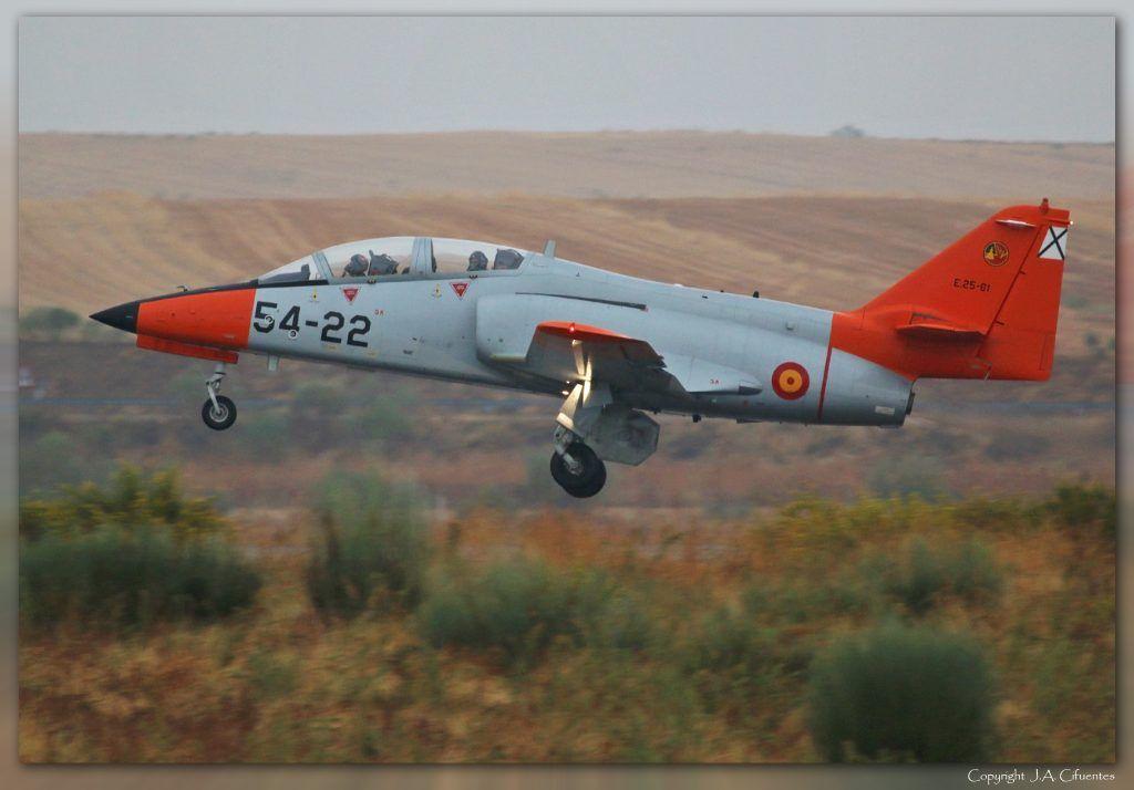 E.25-61 - CASA C-101EB Aviojet del CLAEX.