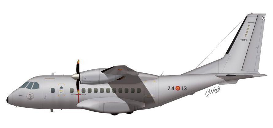 CN-235 – Matacán