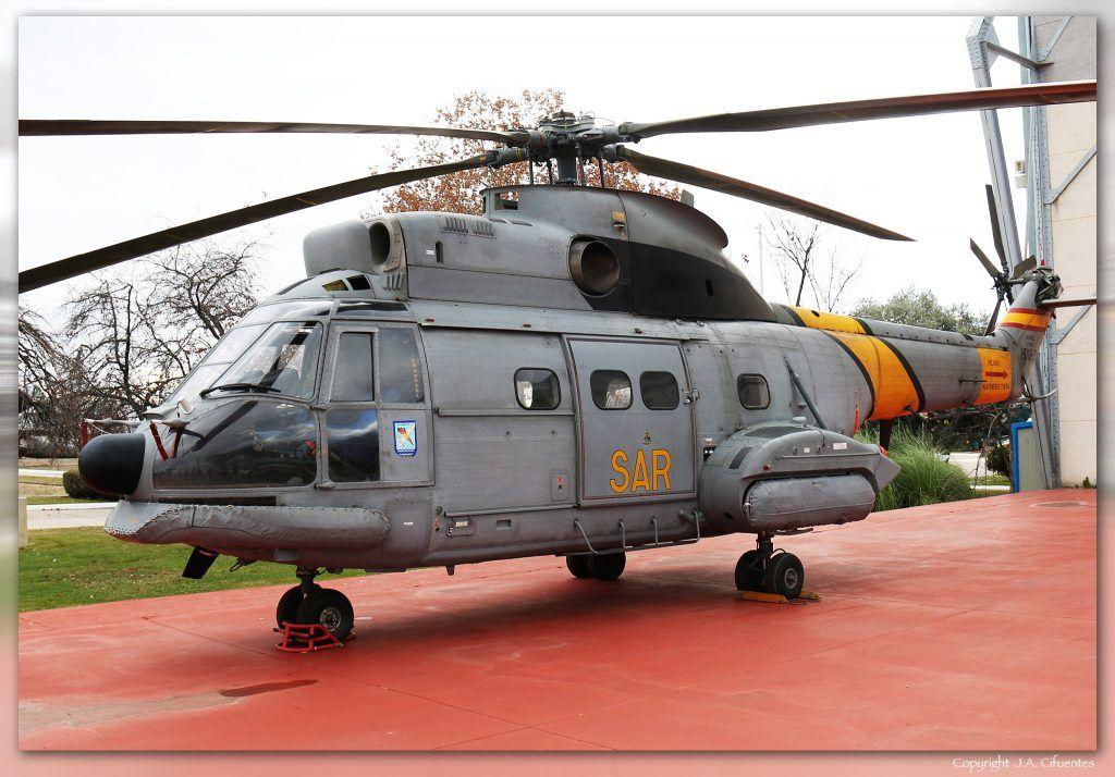 Aerospatiale SA330L «Puma».