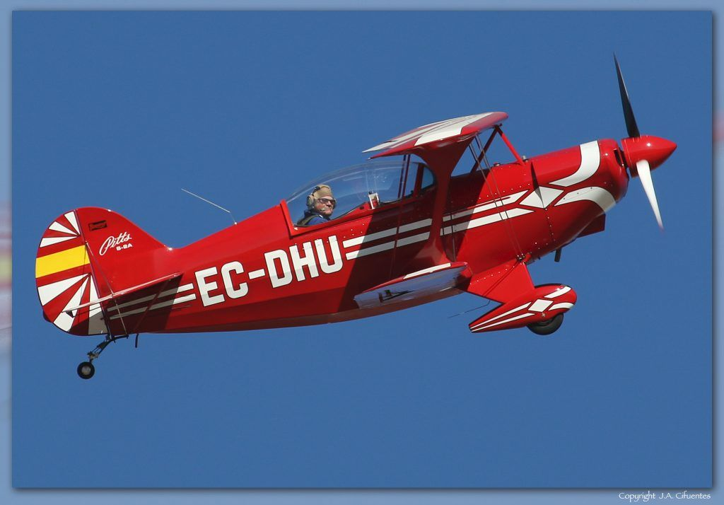 Pitts S2A Special.