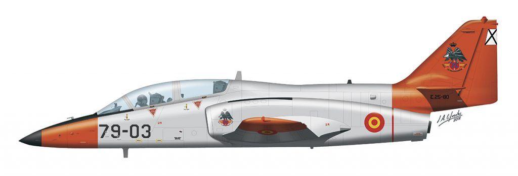 Aviojet 75 Aniversario AGA
