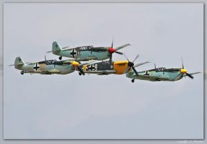 Hispano HA-1112-M4L Buchon.