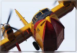 UD.13-24 (cn 1118) Canadair CL-215T del Ejercito del Aire.