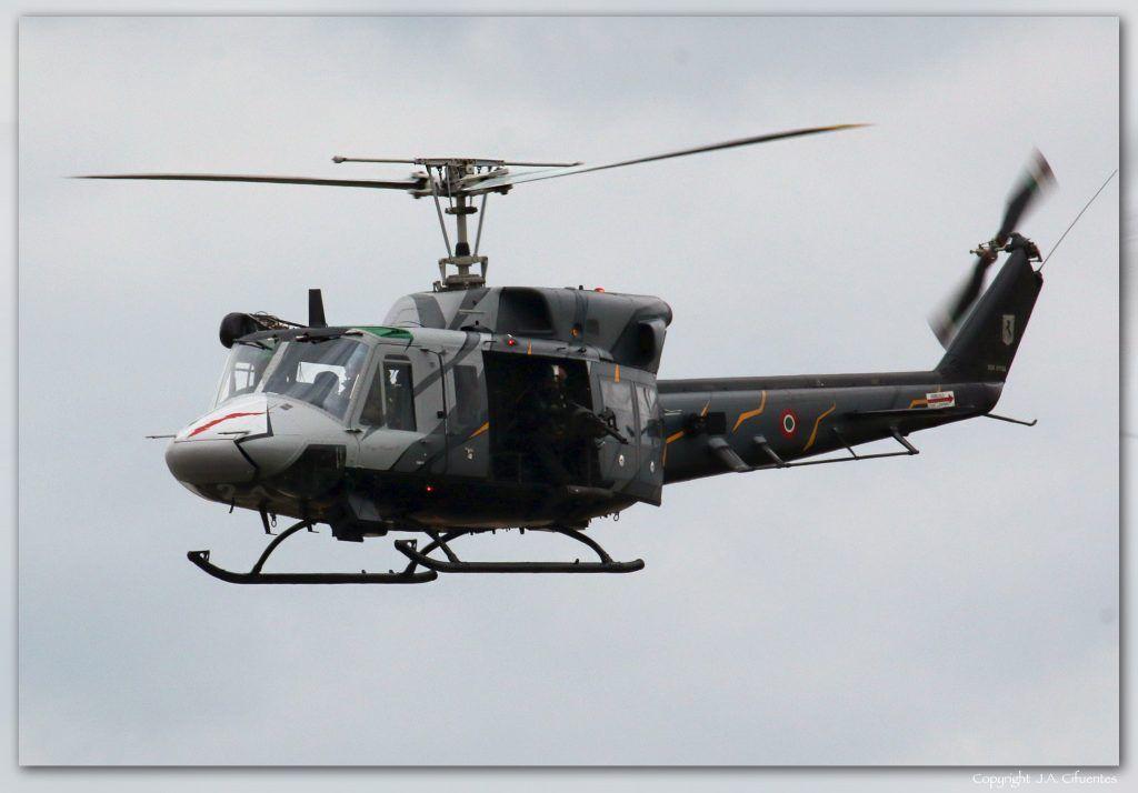 Agusta-Bell HH.212 de 21° Gruppo de la Aeronautica Militare Italiana.