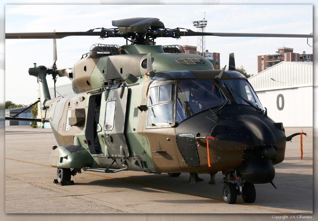 NH Industries NH-90-Caimán.
