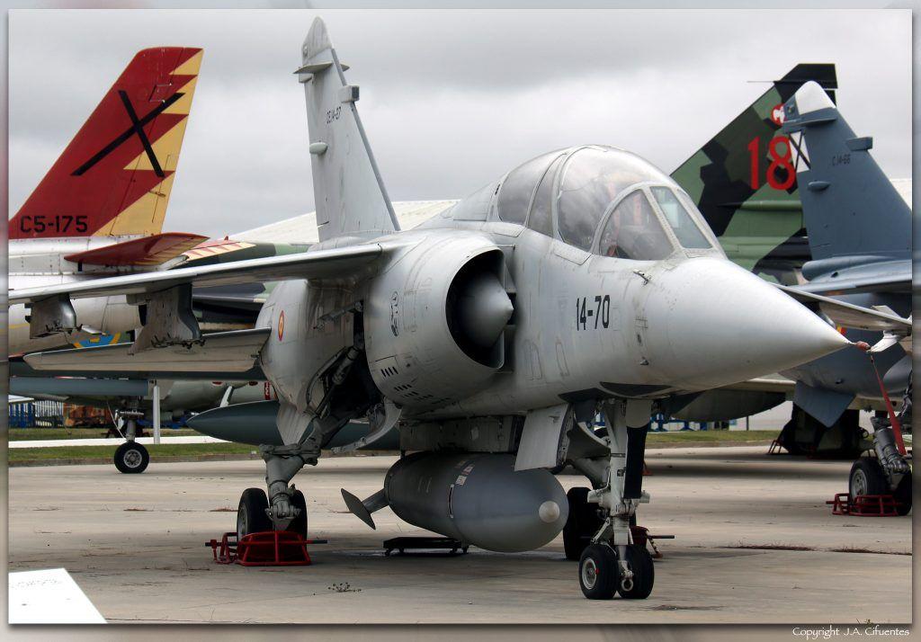 Dassault Mirage F-1B.