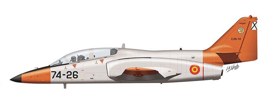 C-101 «Aviojet» – Matacán