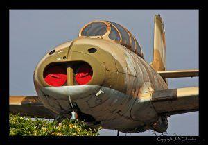 Hispano Aviación HA-200 Saeta.