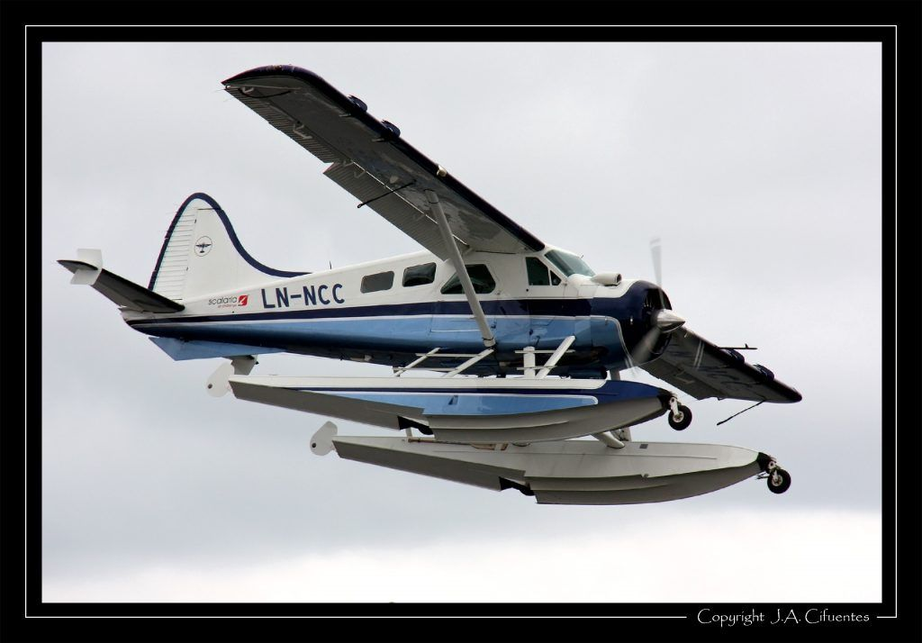 "De Havilland DHC-2 ""Beaver""."