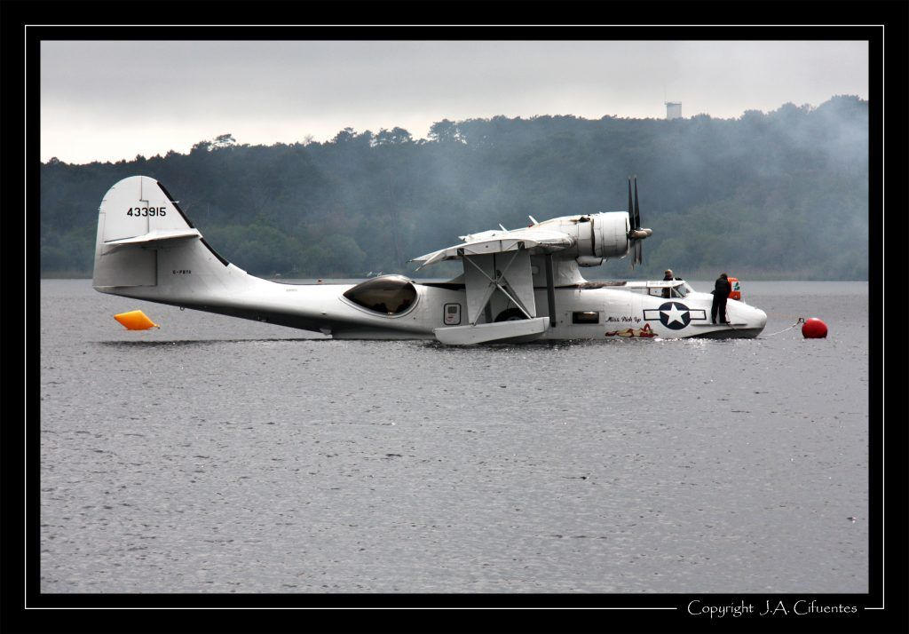 Canadian Vickers PBY-5A Canso (G-PBYA).