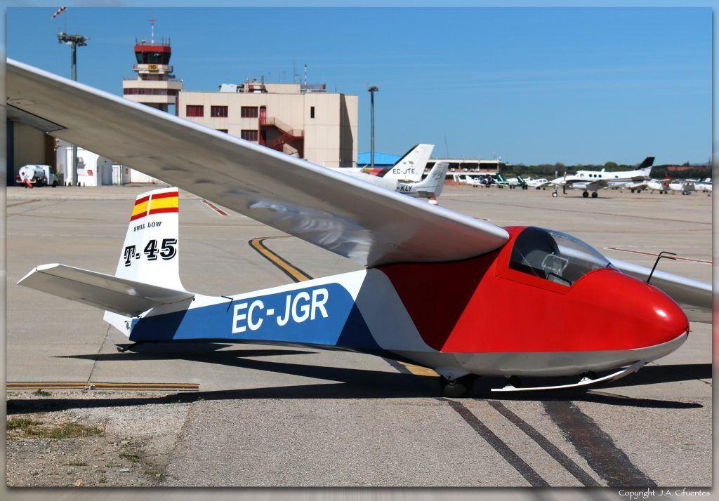 Slingsby T-45 Swallow (EC-JGR).