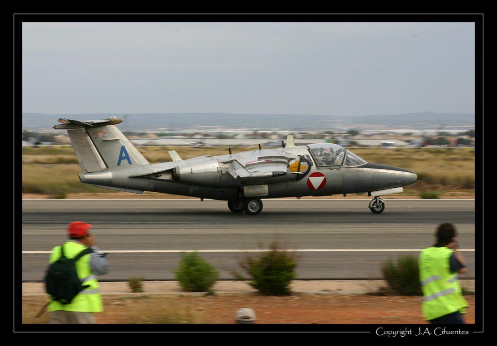 Saab 105 OE - Fuerza Aérea de Austria.