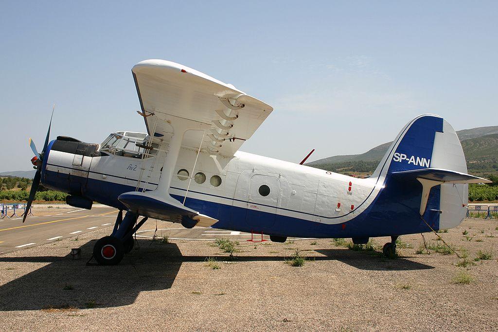 Antonov An-2 (SP-ANN).