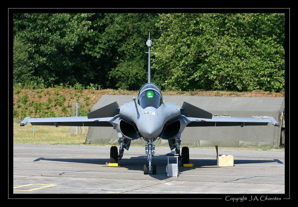 Dassault Rafale B de l'Armée de l'Air.