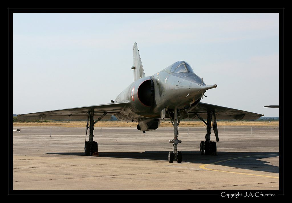 Dassault Mirage IVP de l'Armée de l'Air.