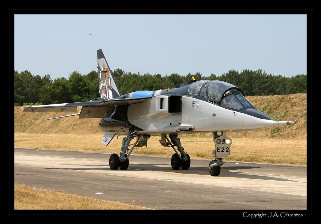 Sepecat Jaguar A - Armée de l'Air.