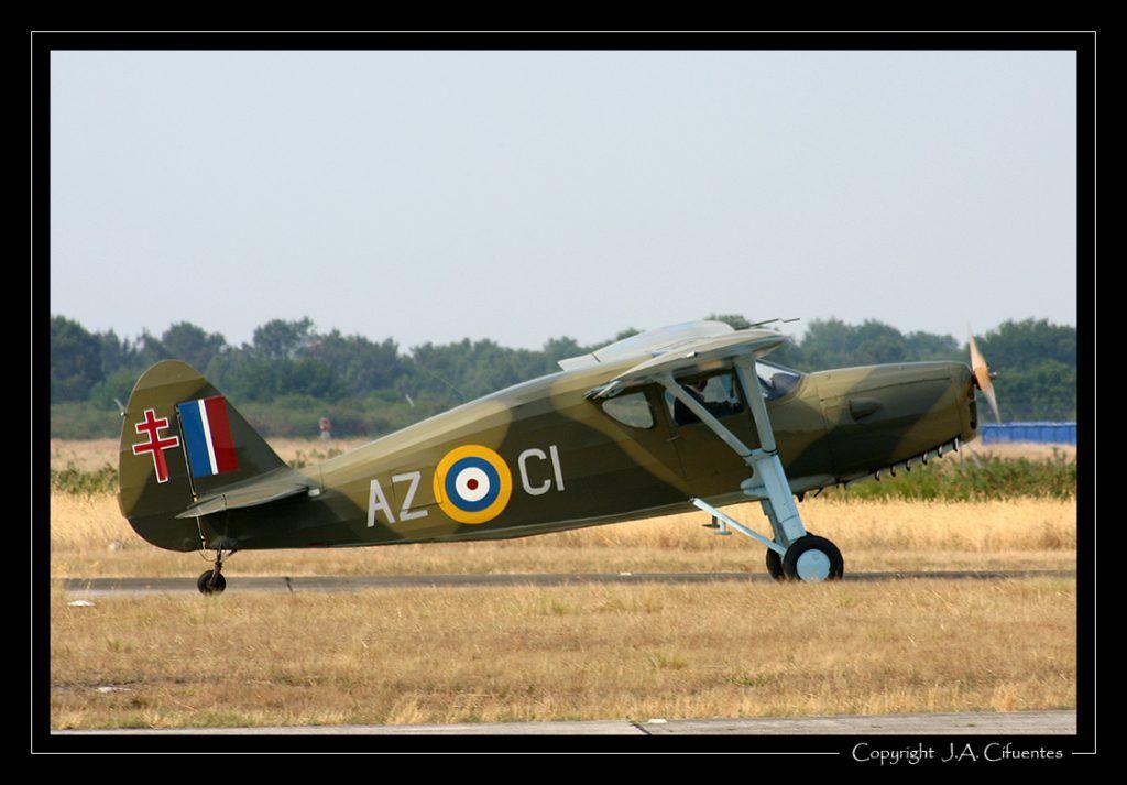 Fairchild 24R-46A (F-AZCI).