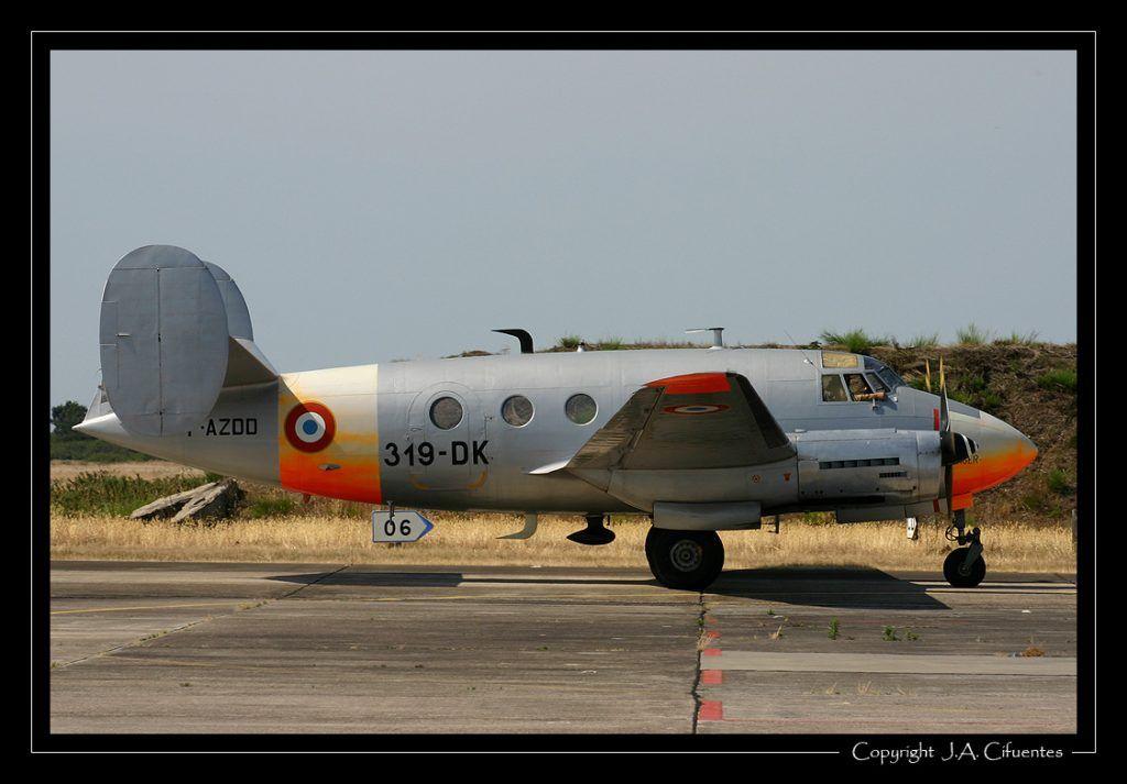 Dassault MD.312 Flamant.