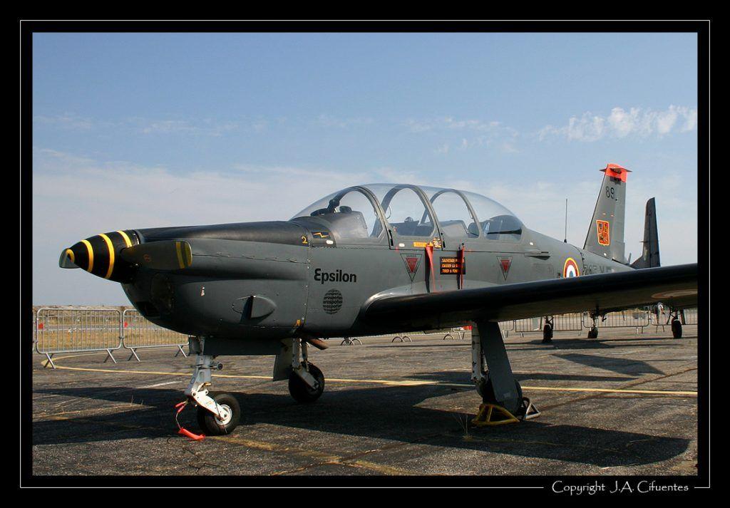 Socata TB-30 Epsilon Armée de l'Air.
