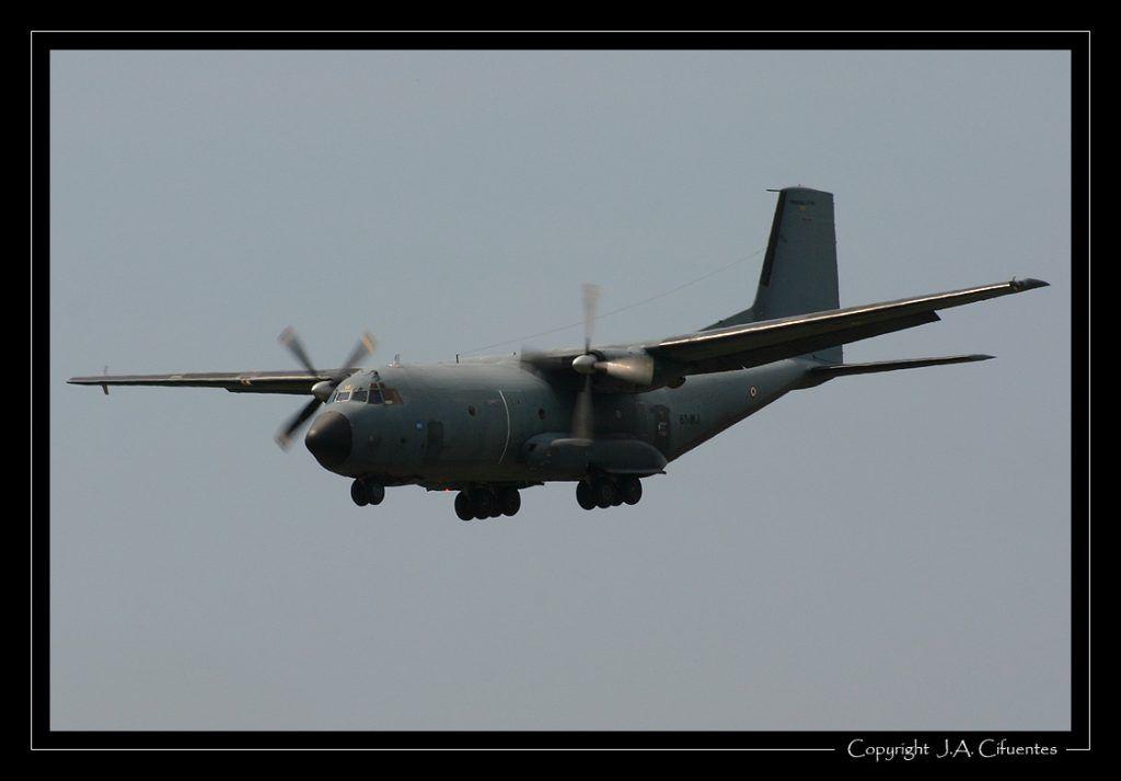 Transall C-160 de l'Armée de l'Air.