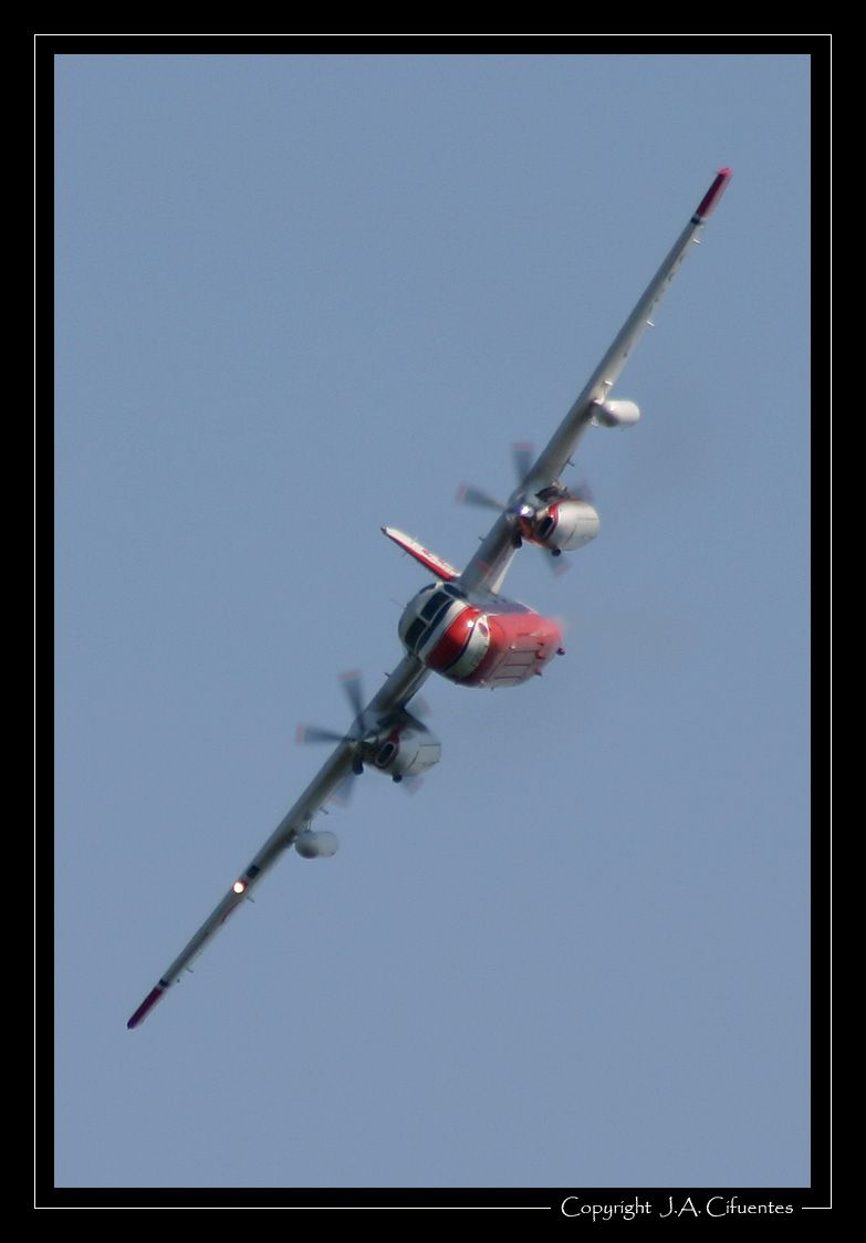 Grumman US-2B/Conair Turbo Firecat (G-89) - Sécurité Civile.