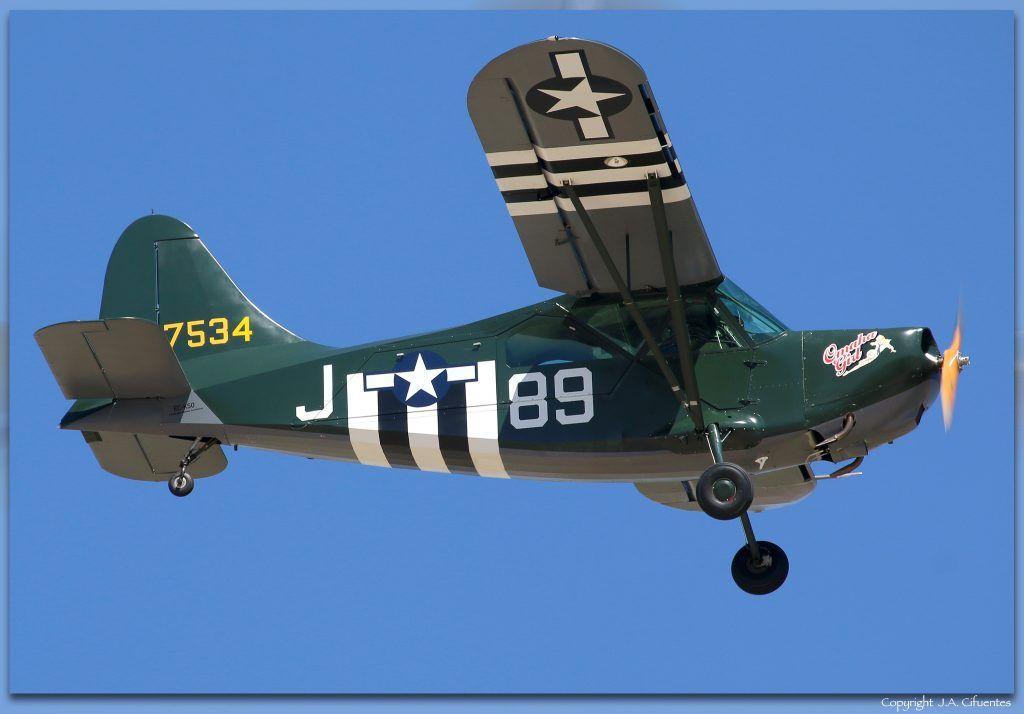 """Stinson L-5E """"Sentinel"""""""