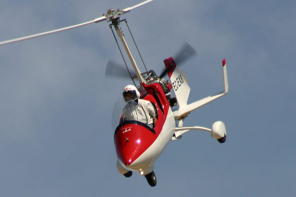 ELA Aviación ELA 07S (EC-EX8).