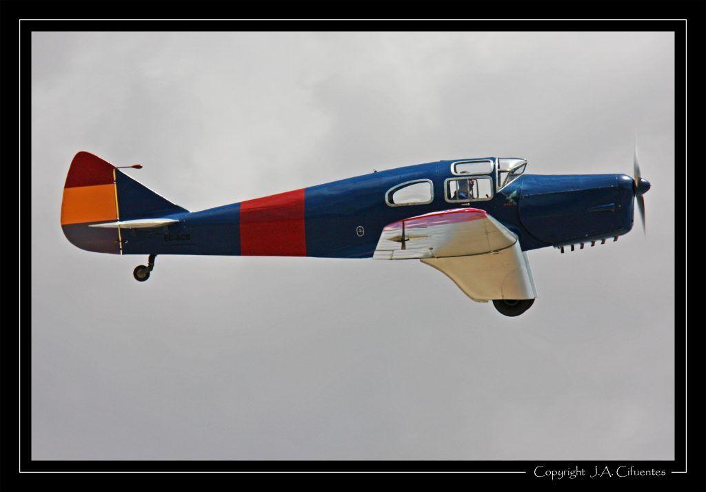 Miles falcon Six m 3.C (EC-ACB).