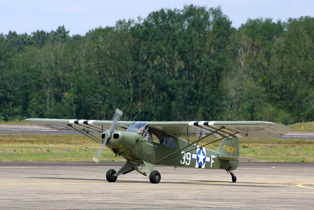 Piper PA-18-125 S.Cub.