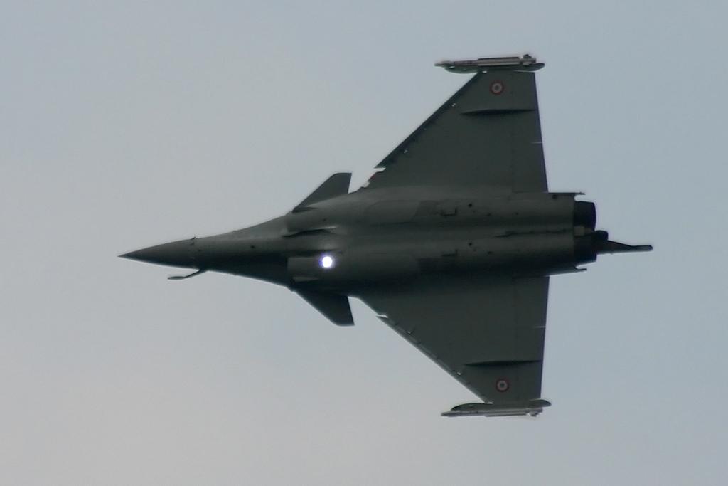 Dassault Rafale C de l'Armée de l'Air.