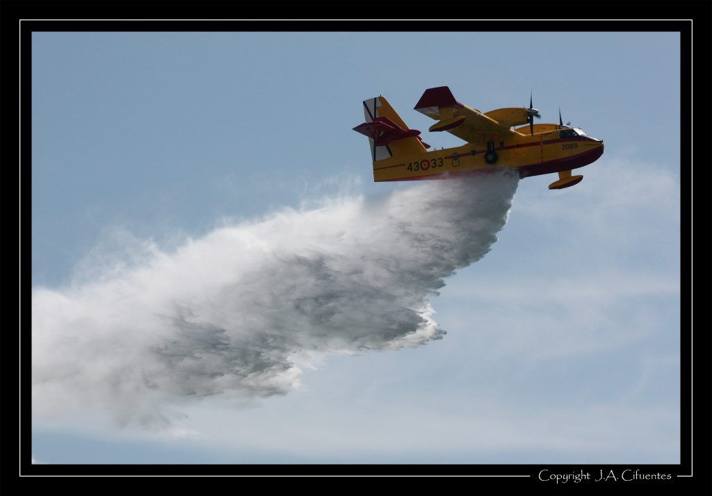 Canadair CL-415 del 43 Grupo