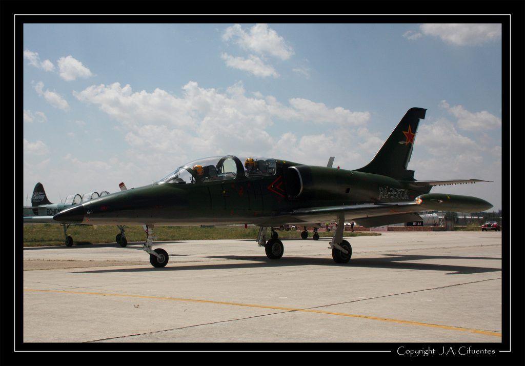 Aero L-39C Albatros (RA-3555K).