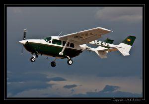 Cessna 337E Super Skymaster (EC-GYU).