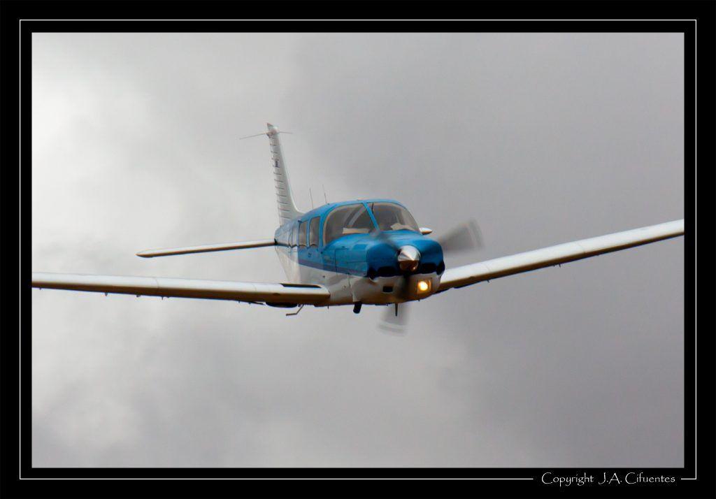 Piper PA-32-301T Turbo Saratoga (PH-VTW).