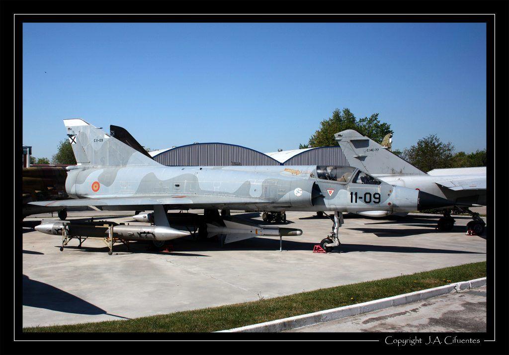 Marcel Dasault Mirage III.