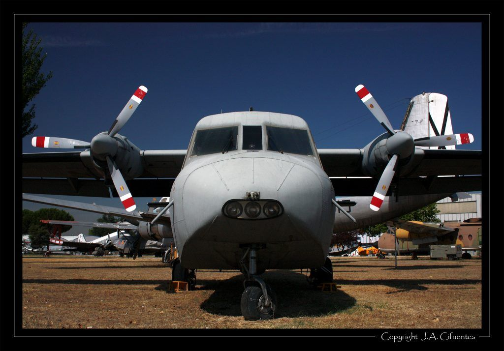 """CASA C-212 """"Aviocar"""""""