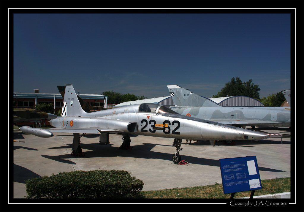 CASA Northrop RF-5A.