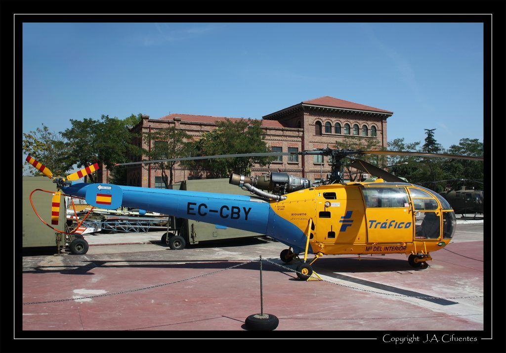 Aerospatiale SA.319B Alouette III.