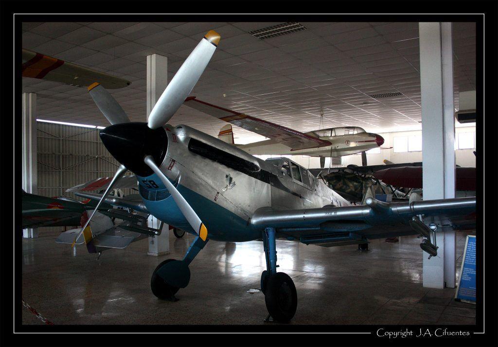Hispano Aviación HA-1112 M1L Buchón.