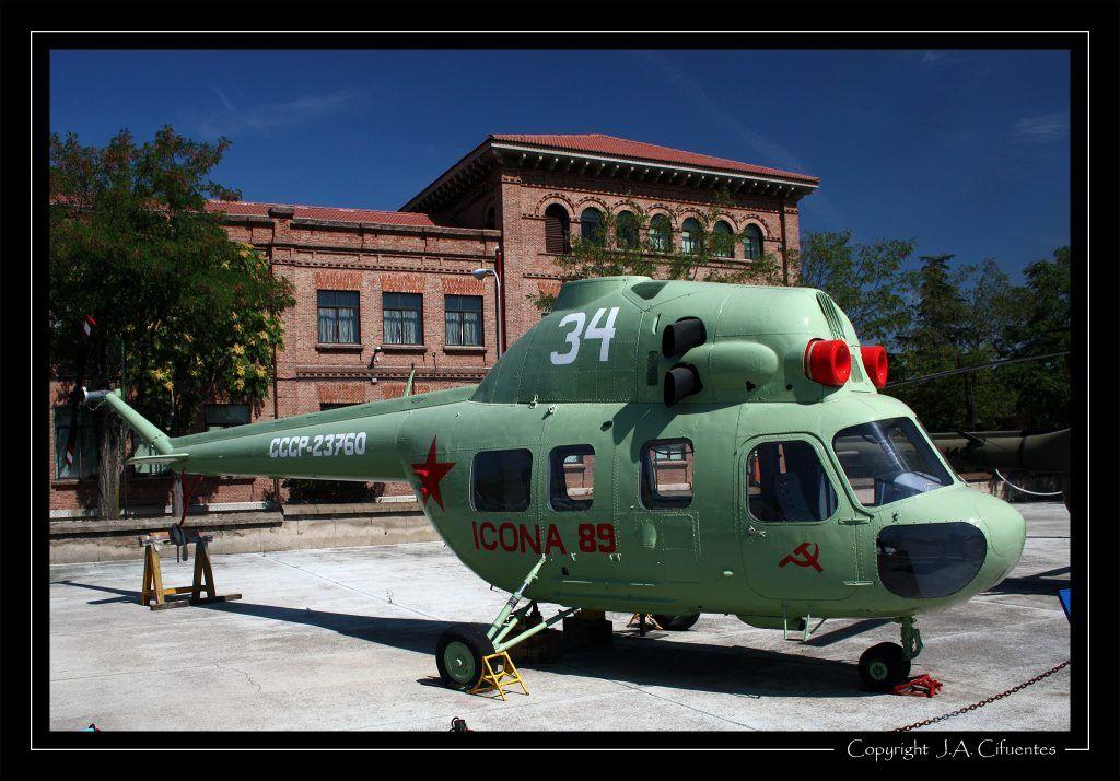 MiL Mi-2 Hoplite.