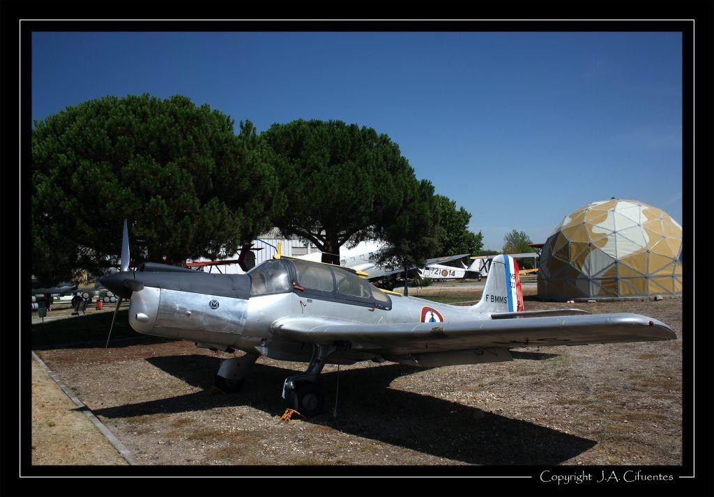 Morane Saulnier MS-733 Alcyon.