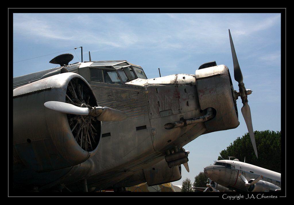 Junkers Ju-52/3m.