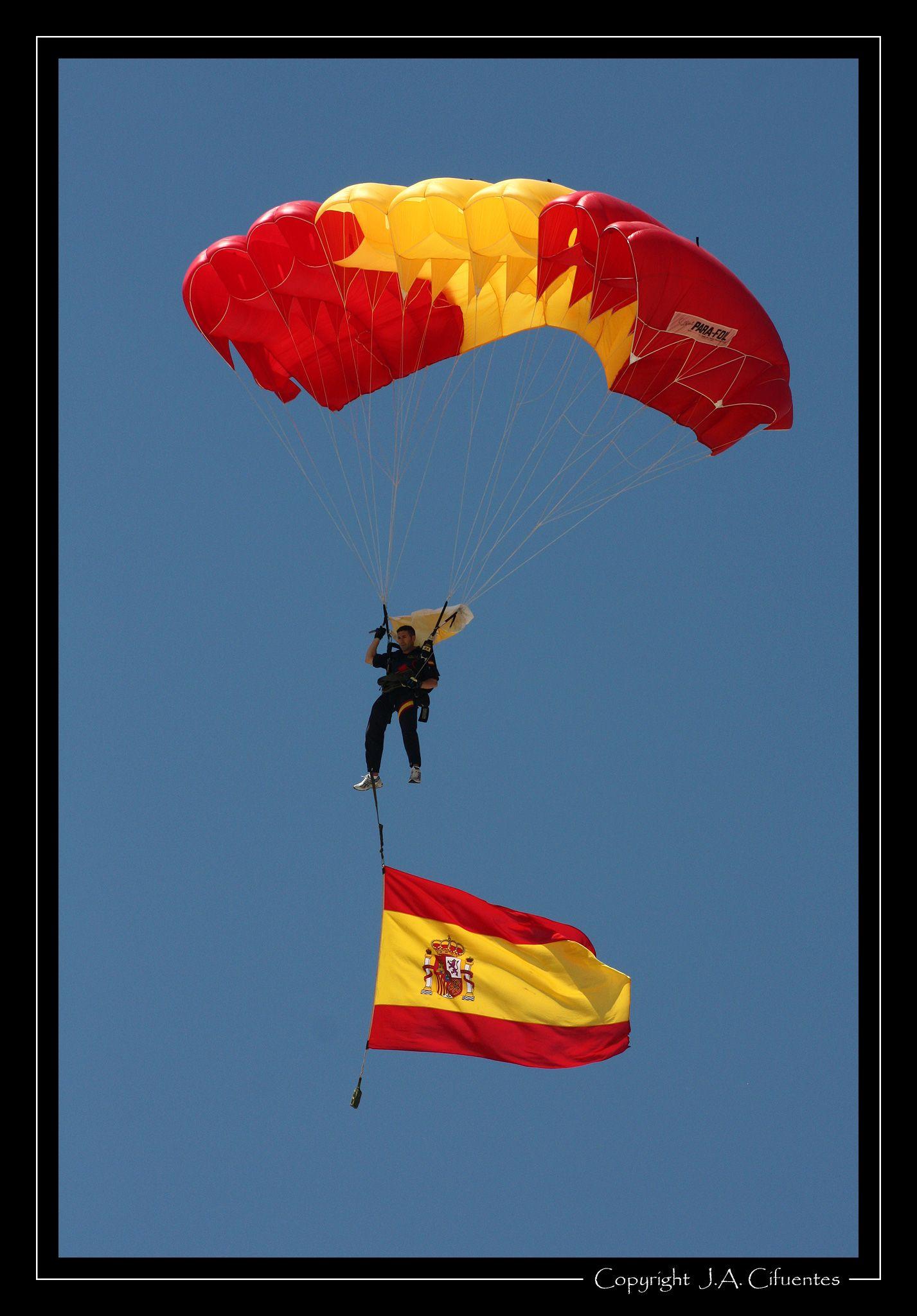 Escuadrón de Apoyo al Despliegue Aéreo (EADA) del Ejercito del Aire.